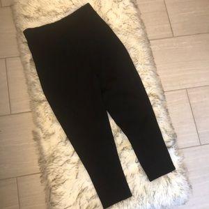 VTG St John Knit Pants Black